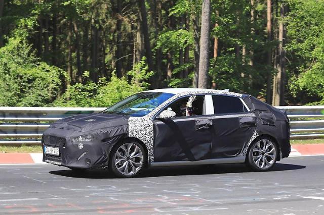 现代i30 Fastback N将首次亮相巴黎车展