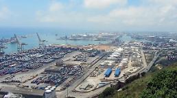 .韩9月出口同比减少8.2%.