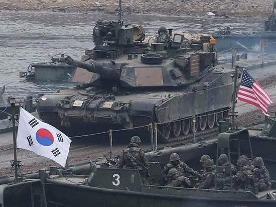 韩美小型联合军演将按计划举行