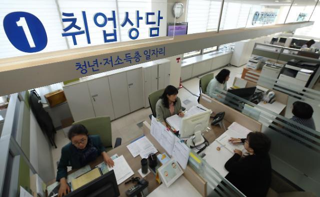 韩国今年每月失业人口113万 为1999年以来最高值