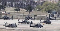 .韩美就军费分担金额期限增速进行一揽子谈判.