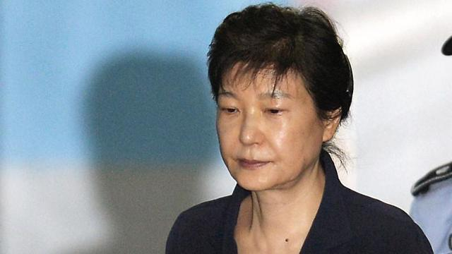 朴槿惠拘捕期限被延长2个月