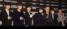 .iKON《GOODBYE ROAD》横扫国内外音源榜.