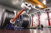 LS電線、世界最大の風力発電事業に超高圧ケーブルの供給