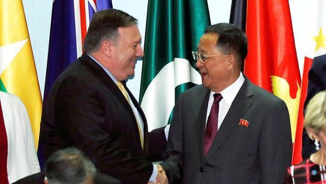 美国务院:蓬佩奥将于7日访朝会晤金正恩