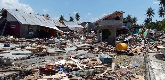 乐天集团向印尼海啸捐款2.2亿韩元用于地震和海啸救援重建