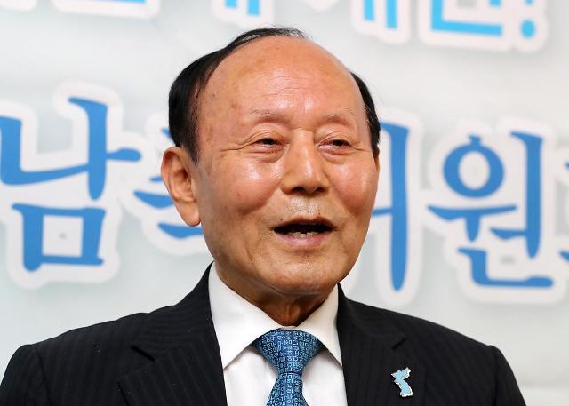 《6·15宣言》韩方实践委9人明随团访朝