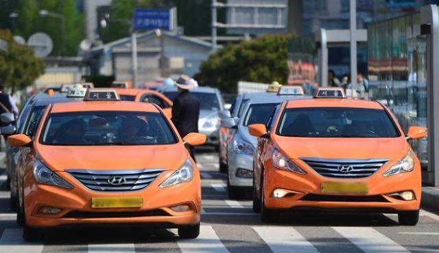 首尔出租车起步价可能上涨至4000韩元