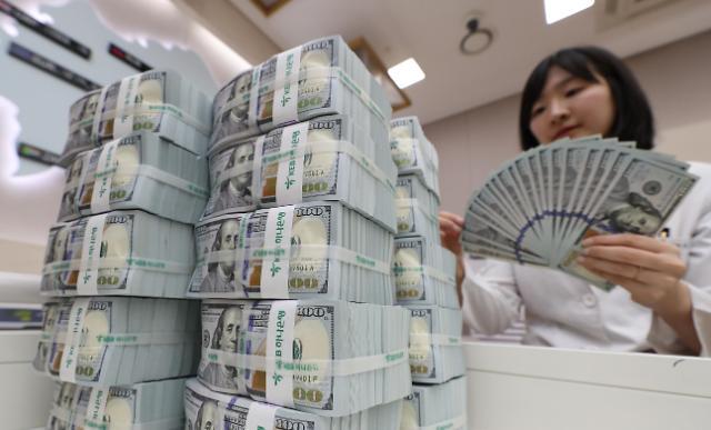 韩9月外汇储备创历史新高 排名上升至全球第8位
