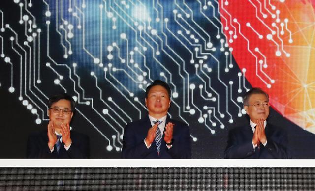 SK海力士清州半导体工厂竣工 有望创造21万个工作岗位
