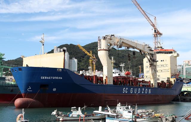 韩外交部:禁止俄籍船舶入港报道不属实