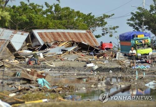 인니 지진 사망자 1763명으로 늘어…11일 수색 종료 예정