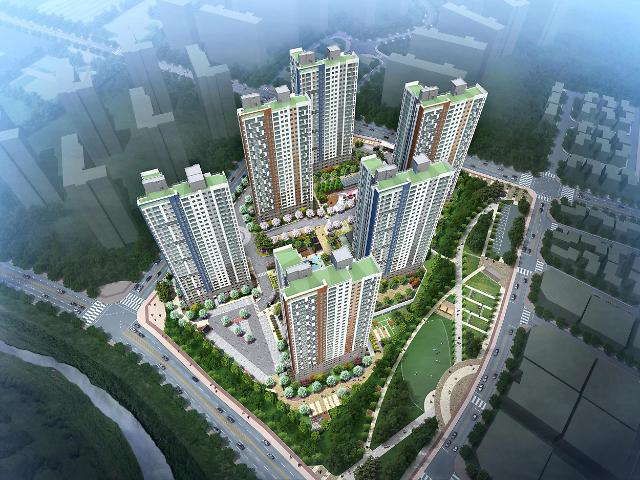 호반건설, '경산 하양지구 호반베르디움' 12일 모델하우스 개관