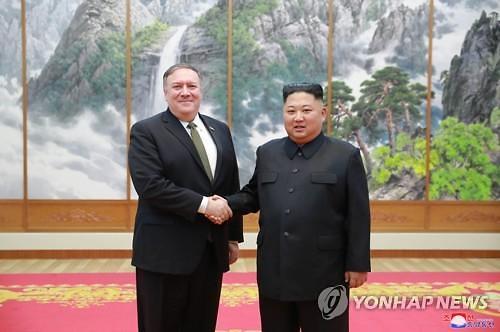 """폼페이오 4차 방북 성과 주목...""""비핵화 진전·조만간 제2차 북·미 회담"""""""