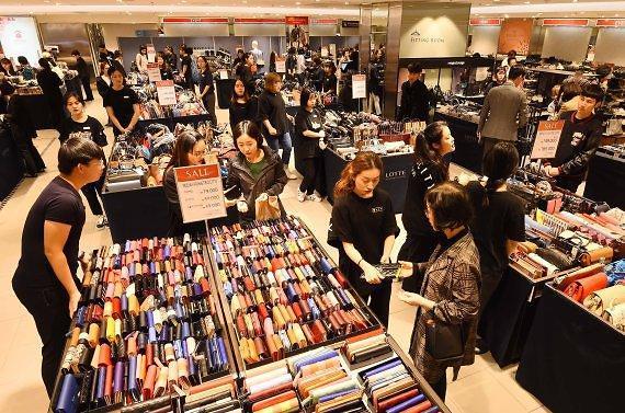 2018韩国购物旅游体验节闭幕 流通业:效果不及预期