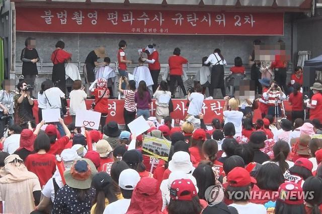 韩国女性再也不是影视剧里受气的小媳妇
