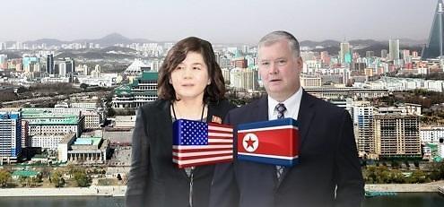 朝美代表将举行会谈 商讨无核化考察团问题及金特会事宜