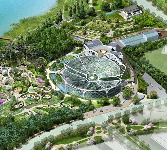 마곡 서울식물원, 임시개장 여의도공원 2배…한시적 무료입장