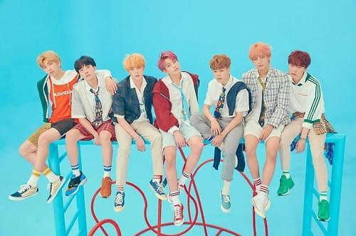 BTS荣膺全美音乐奖最受欢迎社交艺人奖