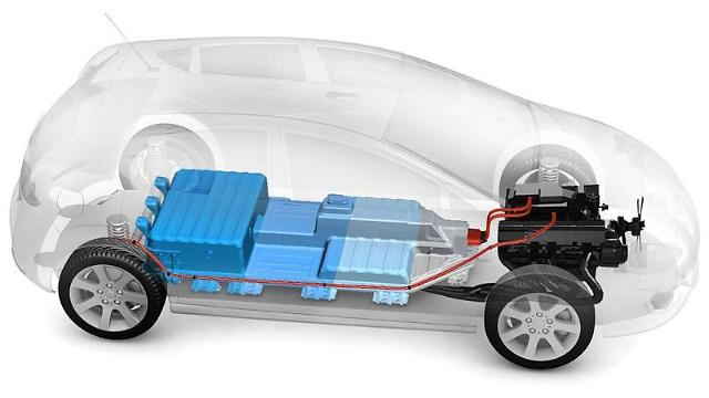 韩国电动汽车电池生产商全球出货量占比超三分之一