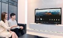 LG AI TV、「さらに利口になる」…グーグル・アシスタントの韓国語サービス開始