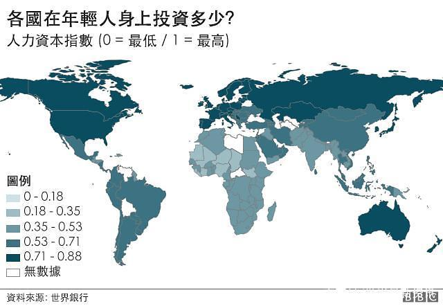 世界银行发布人力资本指数 韩国排名第2 猜猜中国排第几?