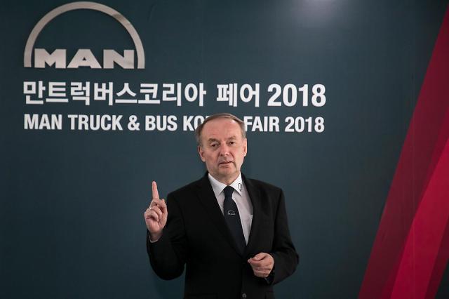 """만트럭버스, 결함 논란에 사과… """"안전문제는 없다"""""""