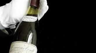 [포토] 6억원 와인 1잔 값은