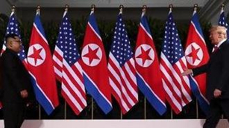 美 대북제재 고삐 다시 당겨…북·미 정상회담 교착