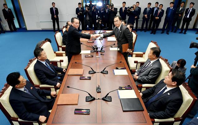 韩朝铁路公路对接项目有望11月底开工