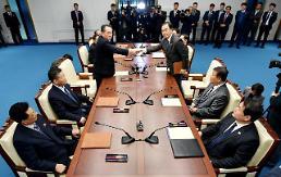 .韩朝铁路公路对接项目有望11月底开工.
