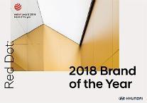 現代車、韓国の車業界初のレッドドット「今年のブランド」受賞