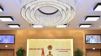 Quốc hội Việt Nam bầu Chủ tịch nước vào ngày 23 tháng 10