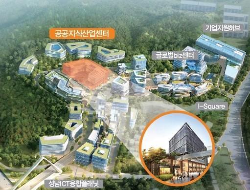 경기도시공사, 판교 공공지식산업센터 입주기업 추가 모집