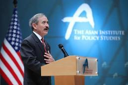 .美驻韩大使:韩美在朝鲜问题上应一致发声.