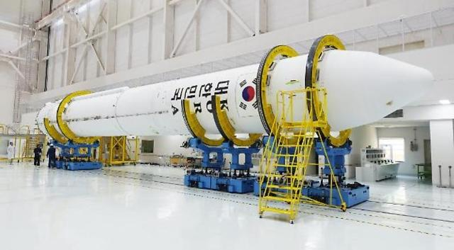 S. Korea puts off test flight of home-made rocket engine for technical reasons