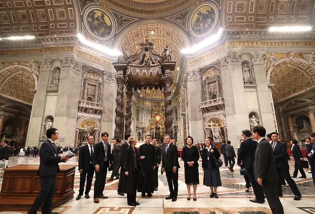 문재인 대통령이 방문한 바티칸은 어떤 곳?