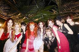 .TWICE下月回归韩国歌坛 明年在日办巡演.