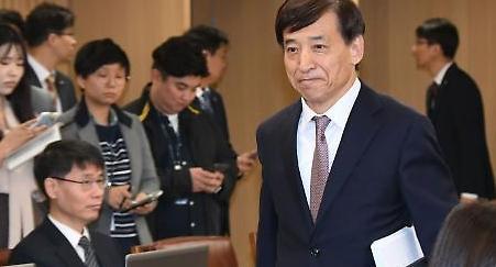 한국銀, 기준금리 연1.50% 11개월째 동결
