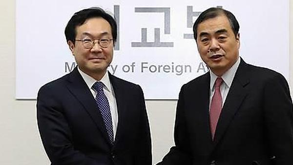朝核六方会谈韩中团长明在京会晤