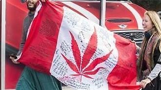 캐나다 마리화나 합법화 이틀째…일부선 공급 부족