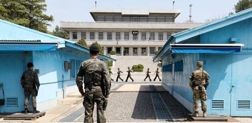 韩朝完成扫雷下周解除共同警备区武装
