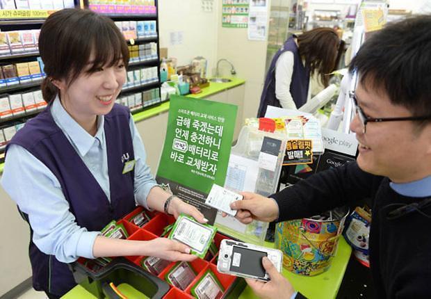 首尔地区兼职时薪最高的地方是江南区
