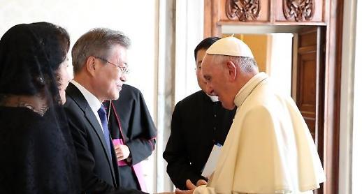 [줌]교황, 방북 결정…시기는 언제쯤?
