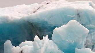 북극 최후 빙하 녹았다…역대급 추위 방한대책 핵심은 보온과 발열