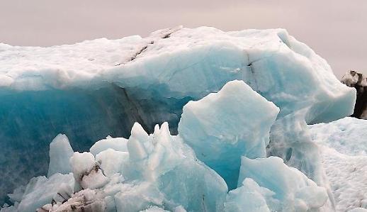 북극 최후 빙하 녹았다
