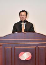 金鐘甲韓電社長「電力過消費で温室効果ガス増加」