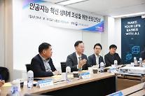人工知能(AI)産業の活性化のために、官民協力を強化する