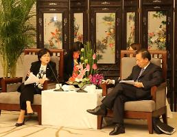 .韩中环境部12月在韩首开局长级会议.