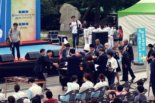 外国留学生主要集中在首尔 庆熙大学排名第一
